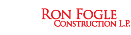 Ron Fogle Construction Logo